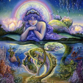 NEW MOON in PISCES~ March 3rd, 2011