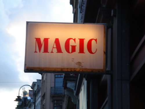 MAGIC-mysticmamma