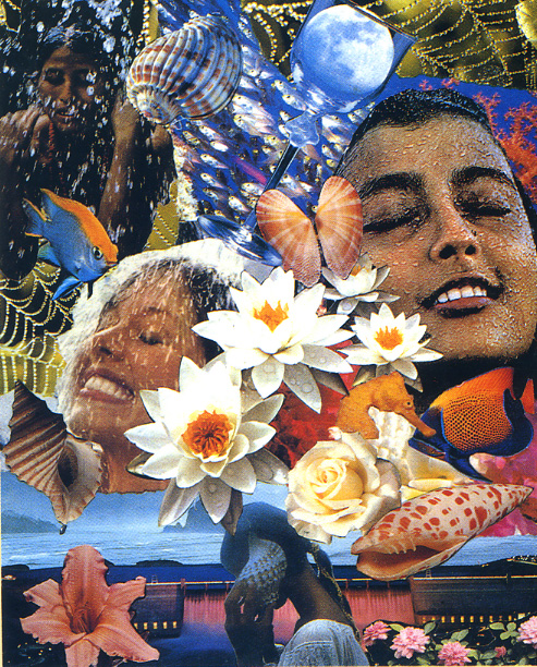 collage, spiritual collage art
