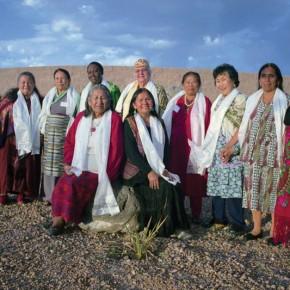 "The Thirteen Indigenous Grandmothers ""Walking the Talk""~"