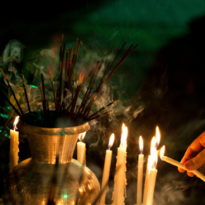 Ritual and Reflection for 2011 into 2012~