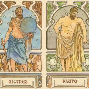 "Energy shift¦ Uranus ""Square"" Pluto- June 24th 2012~"