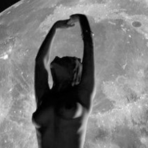 Full Moon and Lunar Eclipse in Scorpio April 25th 2013~