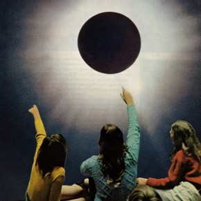 NEW MOON Solar ECLIPSE in Taurus May 9th - 10th 2013!