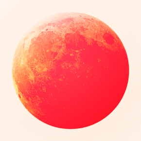 Lunar Eclipse FULL MOON in Aries October 18, 2013~