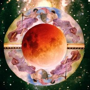 Lunar Eclipse | Full Moon in Libra April 15th 2014~