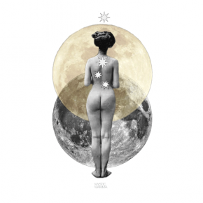 FULL MOON SuperMoon in Aquarius August 10th 2014~