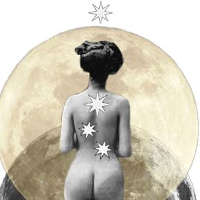 FULL MOON SuperMoon in Aquarius August 10th 2014~