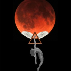 FULL MOON in Aries + Blood Moon Total Lunar ECLIPSE Sept 27th 2015~