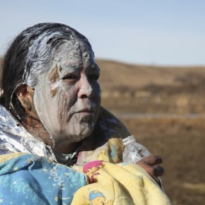 Lifting our voices and prayers for Standing Rock and the protectors of Mother Earth~