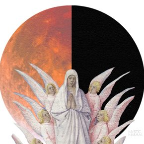 FULL MOON Lunar Eclipse in Cancer January 10th 2020 + Saturn Pluto Alignment January 12th~